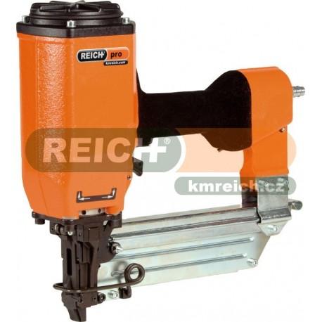Sponkovačka / Hřebíkovačka REICH 3418 PRO na sponky G (32-64), H (44-64), T-htřebíky (32-65) a elovované hřebíky (32-60)