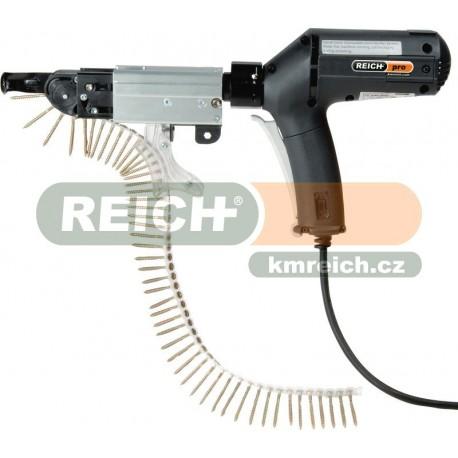 Elektrický automatický šroubovák REICH 3354 PRO na vruty (Ø 3,5 - 3,9 / délky 25 - 55mm)