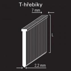 T-hřebík REICH by Holz-Her 2,2mm (45 GALV)