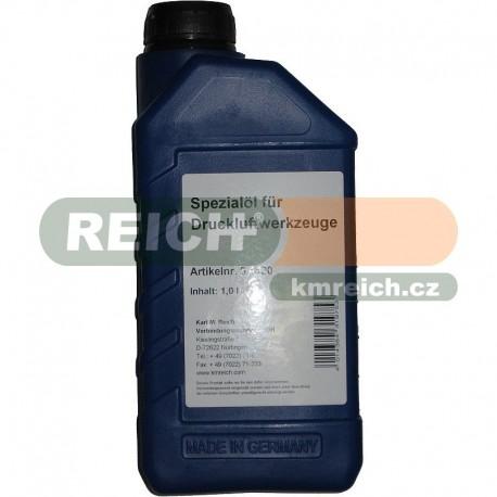 Olej pro vzduché nářadí ORIGINÁL REICH by Holz-Her 1 litr 094420