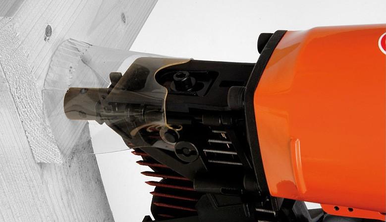 Hřebíkovačka Reich 3539 PRO na hřebíky ve svitku spojené drátem (45 - 90mm)