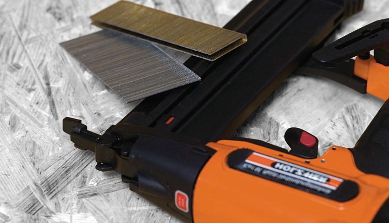 Sponkovačka / Hřebíkovačka REICH 3489 PRO na sponky C (12 - 41mm) a mini brady (16 - 50mm)
